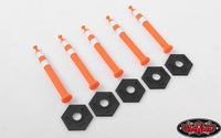 1/12 HIGHWAY TRAFFIC CONES