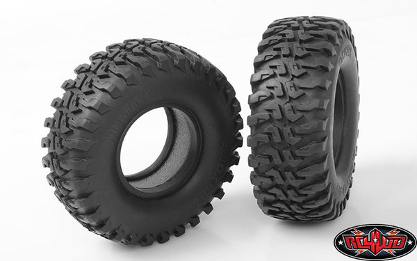 "TOMAHAWK 1.9"" SCALE TIRES"