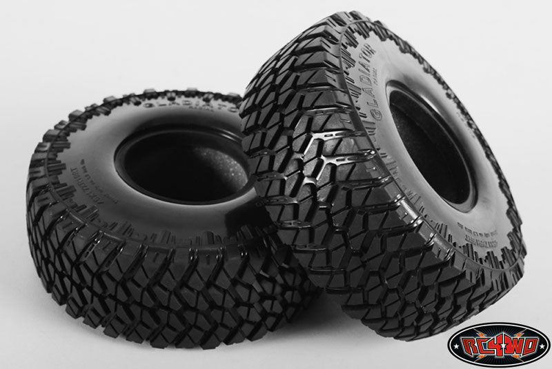 "GLADIATOR SCALE 1.9"" TIRES"