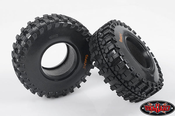 "RC4WD GENIUS SEM LIMITES 2 1.9"" SCALE TIRES"