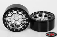 "RC4WD RACELINE MONSTER 2.2"" BEADLOCK WHEELS"