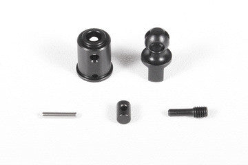 WB8-HD Driveshaft Coupler Set