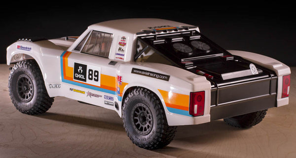 "TT-380 SCORE® Retro Trophy Truck® Body - .040"" (Clear)"
