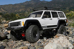 1/10 SCX10 II Jeep Cherokee Rock Crawler 4WD Kit (AXIC9046)