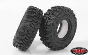 "RC4WD GOODYEAR WRANGLER MT/R 1.9"" 4.75"" SCALE TIRES"