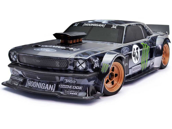 HPI Ken Block 1965 Ford Mustang Hoonicorn RTR 1/10 Rally Car w/Radio, Battery & Charger