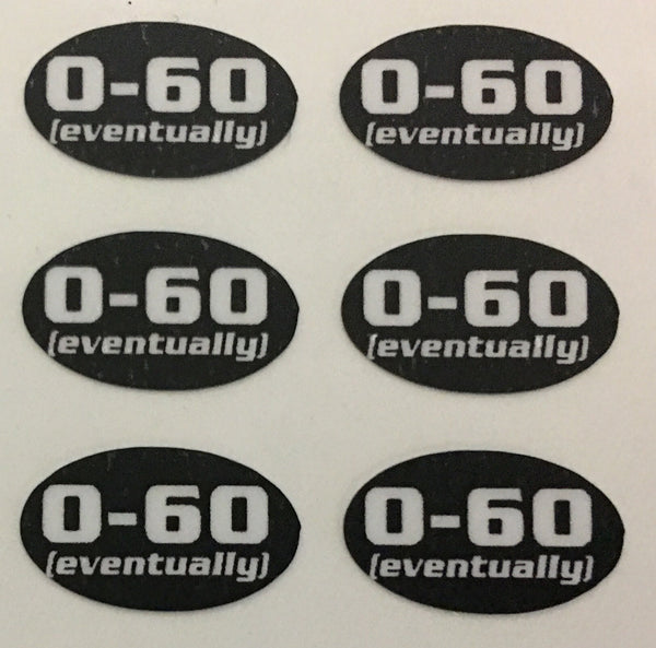 Scale stickers