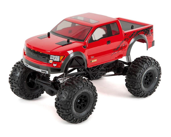 HPI Crawler King RTR 4WD Rock Crawler (Ford F150 SVT) w/2.4GHz Radio, Battery & Charger