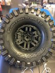 Traxxas Canyon trail 1.9 Trx-4 tires and wheels
