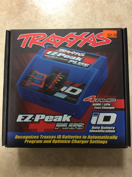Traxxas EZ-Peak Plus ID Auto Battery Identification