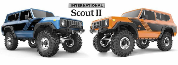 Redcat Racing Gen8 International Scout II