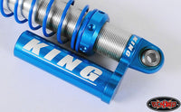 RC4WD KING OFF-ROAD SCALE PIGGYBACK SHOCKS W/FAUX RESERVOIR (100MM)