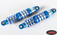 RC4WD KING OFF-ROAD SCALE DUAL SPRING SHOCKS 70mm 80mm