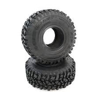 Pit Bull Xtreme RC Alien Kompound Rock Beast 1.55 Scale RC Tires w/Foam 2pcs