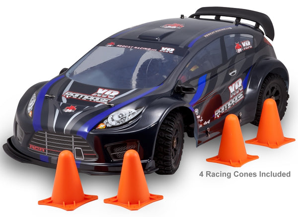 REDCAT RAMPAGE XR 1/5 SCALE GAS RALLY CAR