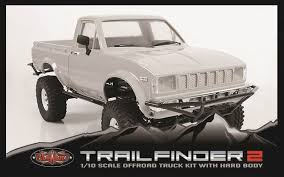 RC4WD 1/10 Trail Finder 2 Mojave II 4WD Kit