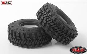 "RC4WD GOODYEAR WRANGLER MT/R 1.55"" SCALE TIRES"