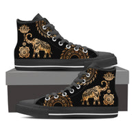 Golden Elephant High Top & Low Top Shoe For Men's & Women's