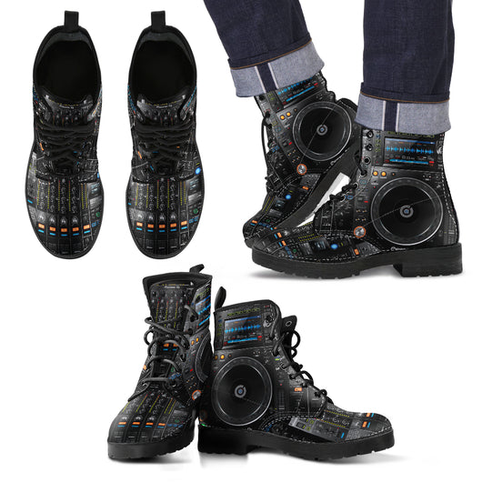 DJ-Pack Boots For Men's And Women's