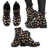 Cat Face Boots For Men's And Women's