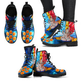 Dragon Ball Super Boots For Men's and Women's