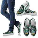 Harry Potter Slytherin Casual Shoes For Men's And Women's