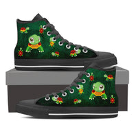 Turtles High top and Low Top Canvas Shoe for Men's and Women's