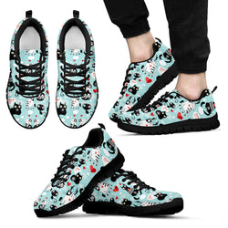 ac93f8b439 Meow Meow Cat s Sneakers for Men s and Women s
