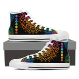 Chakra High Top & Low Top Shoes For Men's & Women's