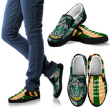 Harry Potter Slytherin - Sneakers and High Top For Men's and Women's