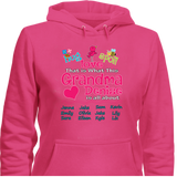 Hug Love Spoil That Is What This Grandma Denise T shirt