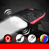 Bicycle light car Night Riding Headlights Accessories Set