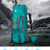80L Superlight Sports Travel Hiking Backpack