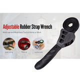 Adjustable Multi-function Rubber Strap Wrench Tools