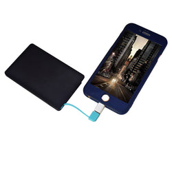 Portable Ultra-thin Power Bank Backup Battery