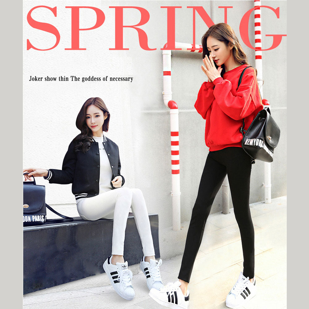 New Pencil Antarctic Leggings Pants Wear Spring And Autumn