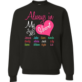 Always In My Heart Custom Tshirt