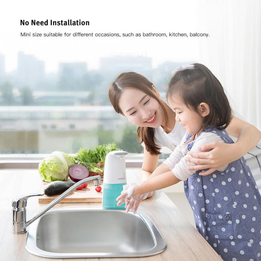 Automatic Foaming Hand Washer Touchless Soap Dispenser