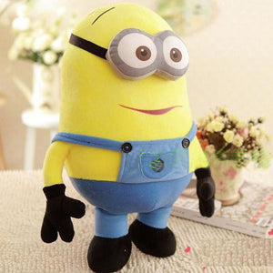 3D Minions Or Plush Boy Despicable Toy - Best Gift For Kids