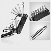 15 in 1 Bicycle Tools Sets Multi Vehicle Repair Tool Kit