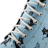 Cartoon Animation Cat Lace Boots For Men's And Women's