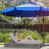 3 Meter Cantilever Outdoor Garden Umbrella