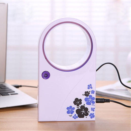 High Quality Ultra Silent Portable Bladeless Fan