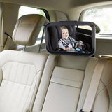 Adjustable Wide Car Rear Seat View Mirror For Child