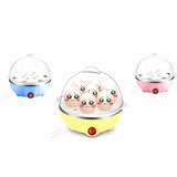 Multifunctional Mini Electric 7 Egg Boiler Cooker Kitchen