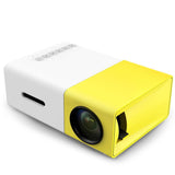 High-Resolution Ultra-Portable LED Projector