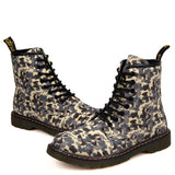 Fashion Ankle Military Army Boots For Men's And Women's