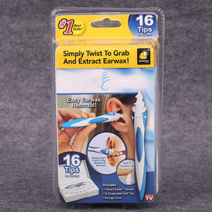 Ear Wax Cleaner Soft & Safe Ear-pick Peice