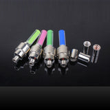 bicycle bike Tyre Valve Caps Wheel Spokes LED Light