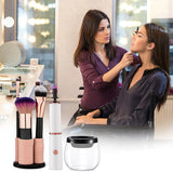 Electric Makeup Brush Cleaner & Dryer Machine